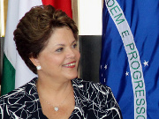 Dilma cumpre agenda em Pernambuco (Jeff Pachoud/Arquivo/AFP Photo)